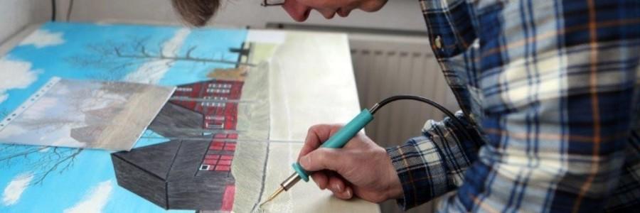 Encaustic-Malerei – die vergessene Kunst