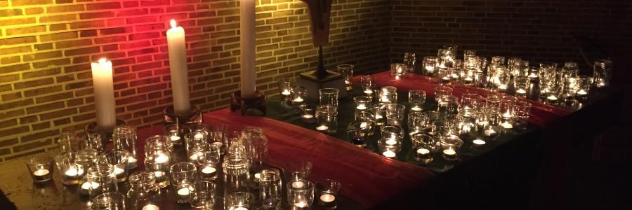 TaizéAbend – nach dem Café direkt in die Kirche und zur Ruhe kommen