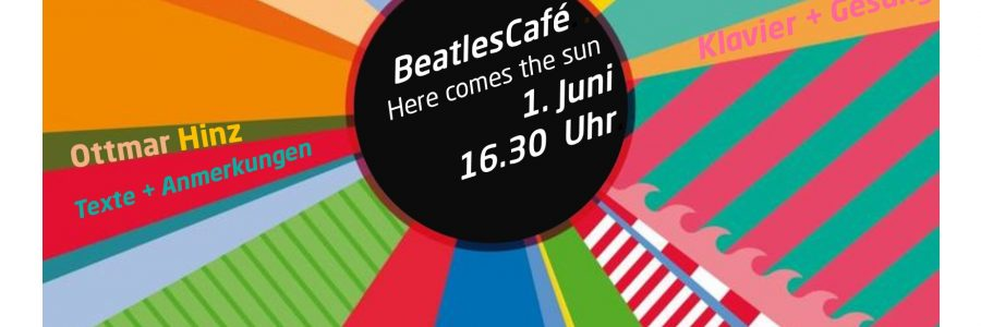BeatlesCafé – Here comes the Sun