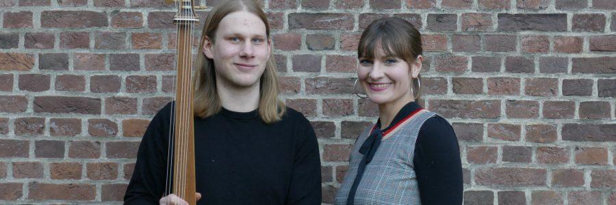 Concert mit Nina Böhlke und Bernhard Reichel – In Darkness let me dwell
