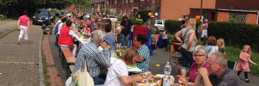 Strassenfest in der Bardowickstrasse!