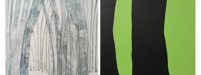 Vernissage mit Parallelen – zwei Künstlerinnen aus Bremen